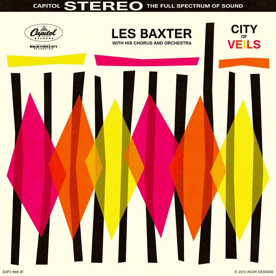Les Baxter - City of Veils