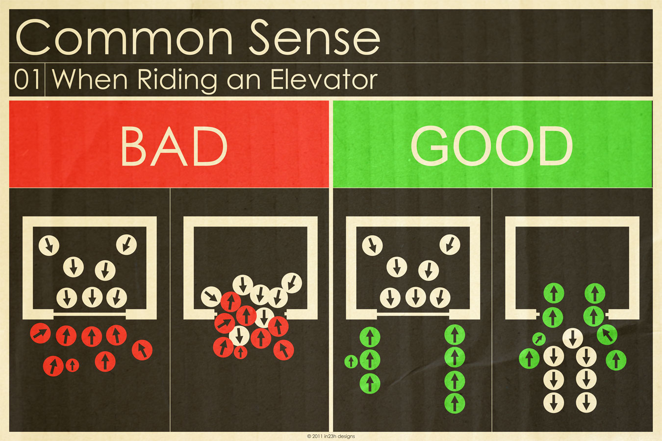Common Sense 01 - Elevator