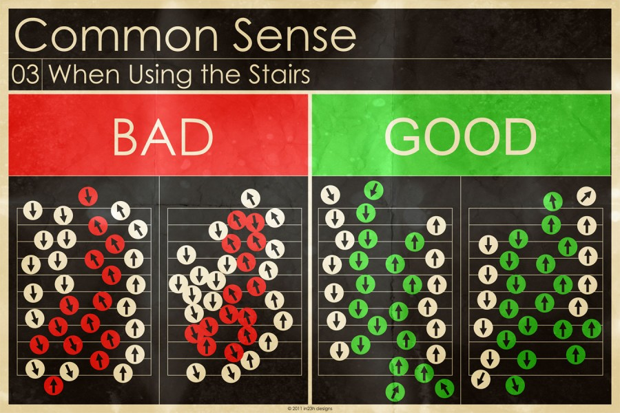 Common Sense 03 - Stairs