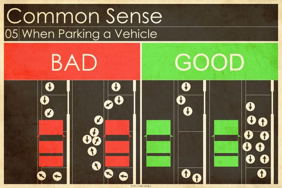 Common Sense 05 - Parking