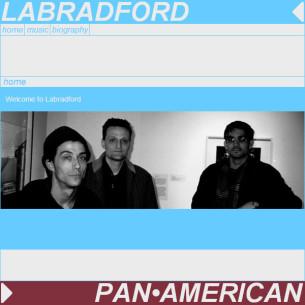 Labradford / Pan•American