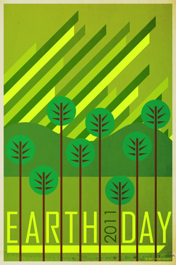 Poster 003 - Earth Day 2011