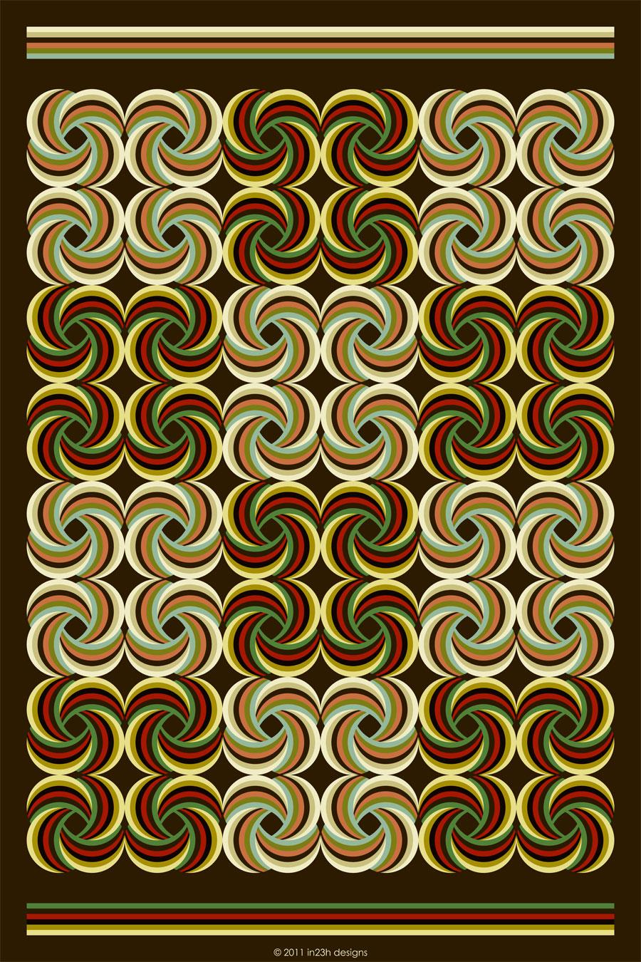 Poster 005 - Swirly
