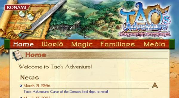 Tao's Adventure