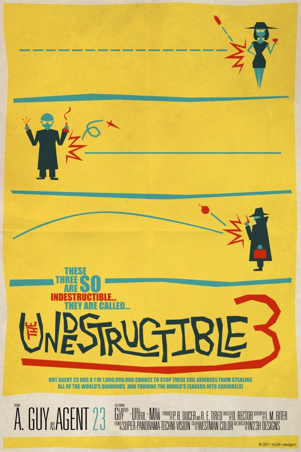 The Undestructible 3