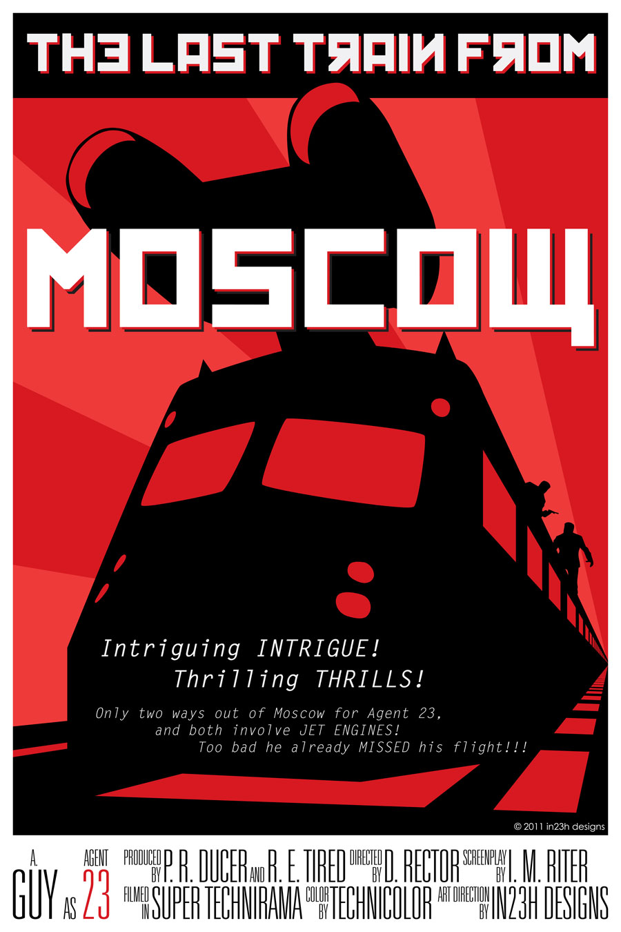 Last Train From Moscow