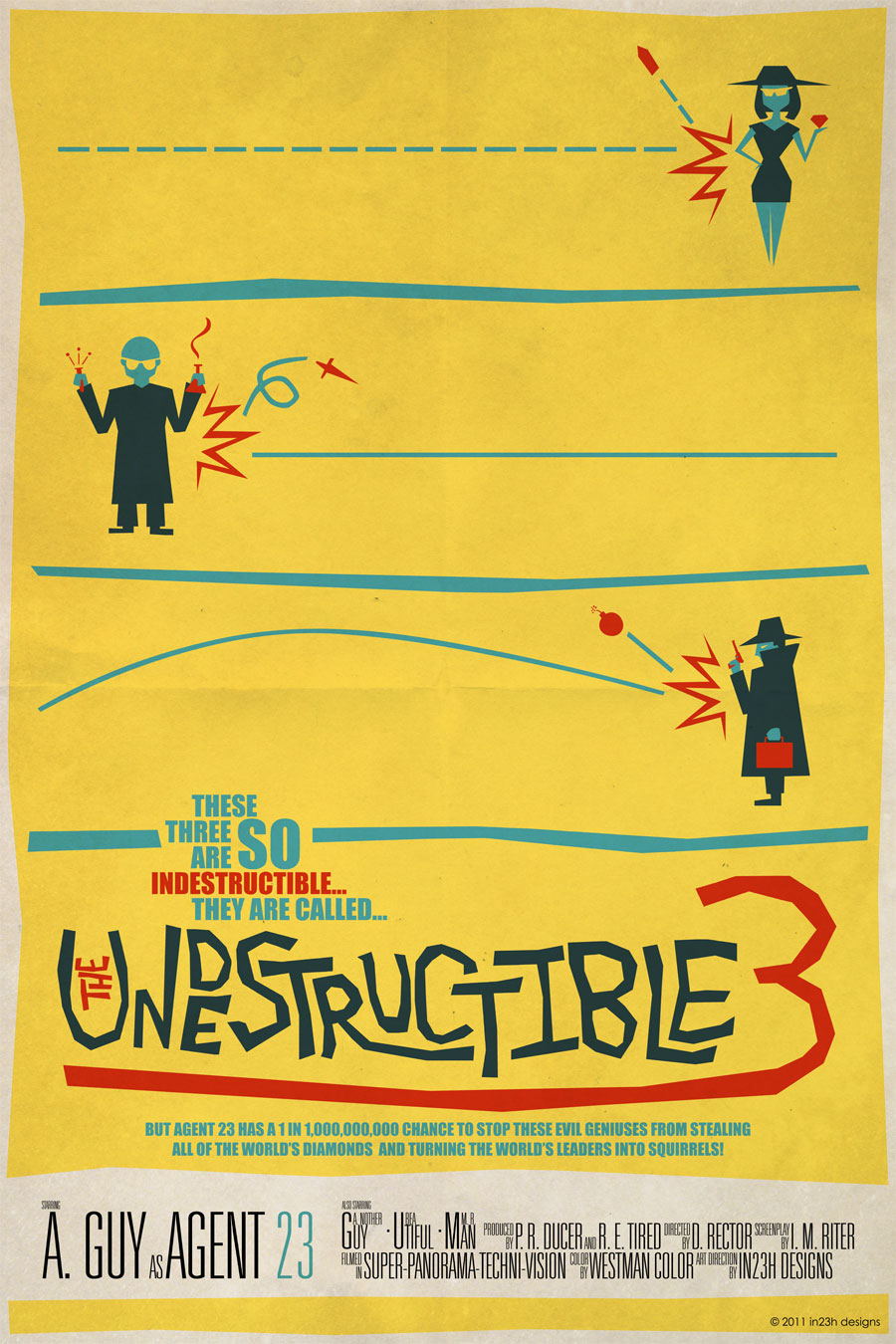 The Undestructible 3